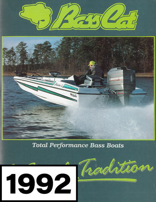 Archive | Bass Cat Boats