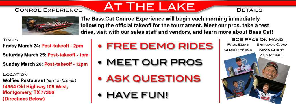 Conroe_Experience_OnTheLake